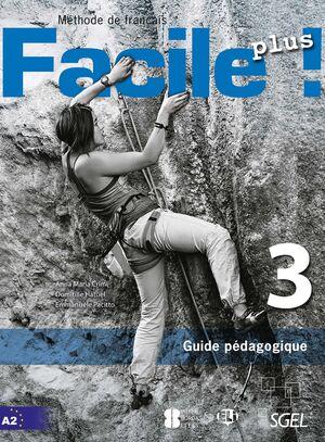 FACILE 3 PROFESOR+2CD