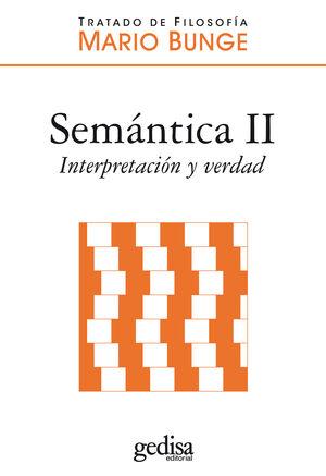 SEMANTICA II SIGNIFICADO Y VERDAD