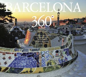 BARCELONA 360º EDICION ACTUALIZADA. LUNWERG-DURA