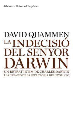 INDECISIO DEL SENYOR DARWIN,LA.BIBL UNIVERSAL EMPURIES-228-RUST