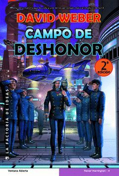 HONOR HARRINGTON-4.CAMPO DE DESHONOR