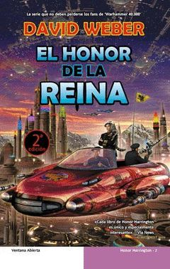HONOR DE HARRINGTON-2.HONOR DE LA REINA,EL.