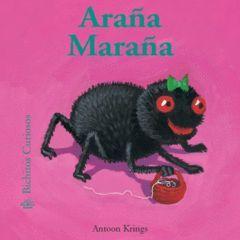 ARAÑA MARAÑA.BLUME-INF-CARTONE