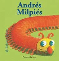 ANDRES MILPIES.BICHITOS CURIOSOS-BLUME-INF-CARTONE