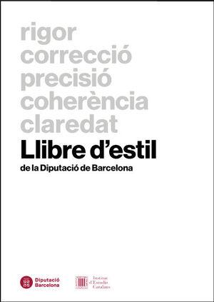 LLIBRE D'ESTIL DE LA DIPUTACIÓ DE BARCELONA