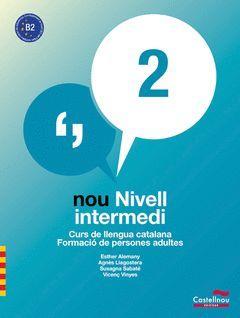 NOU NIVELL INTERMEDI 2 (LL+Q+CD)