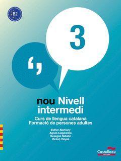 NOU NIVELL INTERMEDI 3 (LL+Q+CD)