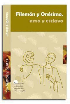 FILEMON Y ONESIMO, AMO Y ESCLAVO