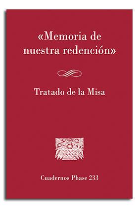 MEMORIA DE NUESTRA REDENCIÓN
