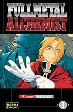 FULLMETAL ALCHEMIST-1.NORMA COMICS