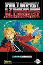 FULLMETAL ALCHEMIST-2.NORMA COMICS