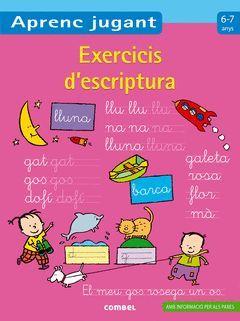 EXERCICIS D´ESCRIPTURA (6 -7 ANYS)