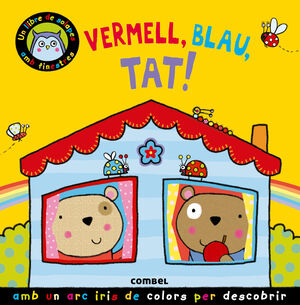 VERMELL, BLAU, TAT!