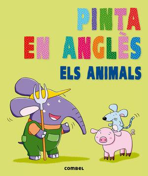 PINTA EN ANGLÈS.ELS ANIMALS
