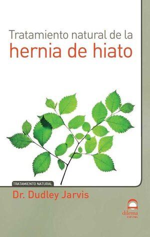 HERNIA DE HIATO. TRAT. NATURAL