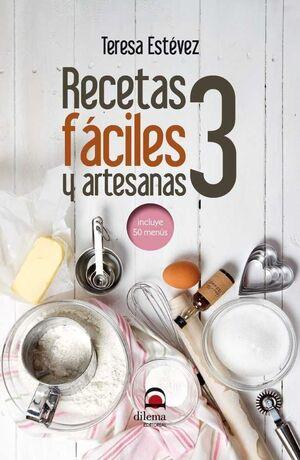RECETAS FÁCILES Y ARTESANAS 3