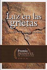 LUZ EN LAS GRIETAS (PREMIO DESNIVEL LITERATURA 2016)