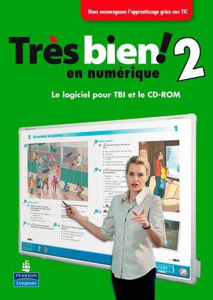 TRÈS BIEN!, 2 ESO POUR TABLEAU BLANC INTERACTIF PLUS