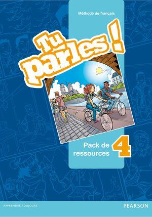 TU PARLES ! 4 PACK DE RESSOURCES