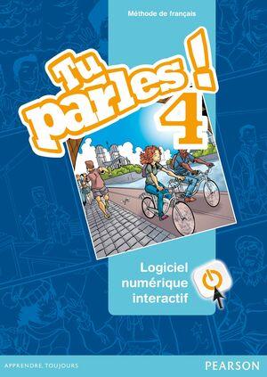 TU PARLES ! 4 LOGICIEL NUMÉRIQUE INTERACTIF