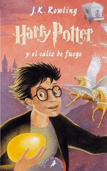 HARRY POTTER Y EL CALIZ DE FUEGO (HARRY POTTER 4)
