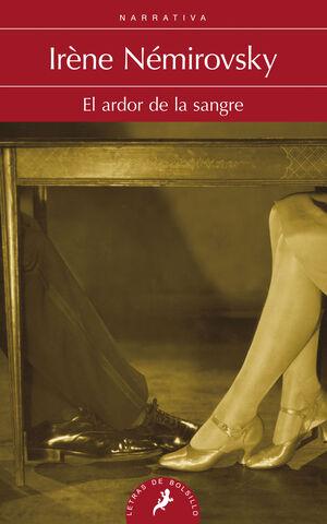 ARDOR DE LA SANGRE, EL. SALAMANDRA-BOLS-149