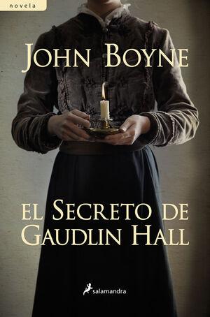SECRETO DE GAUDLIN HALL, EL. SALAMANDRA-RUST