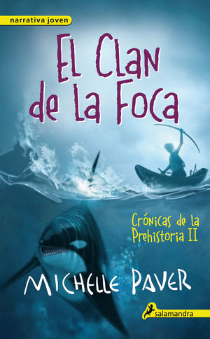 CLAN DE LA FOCA, EL.SALAMANDRA-JUV-RUST