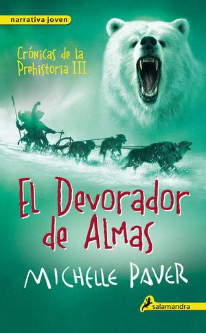 DEVORADOR DE ALMAS, EL. SALAMANDRA-JUV-RUST