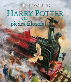 HARRY POTTER Y LA PIEDRA FILOSOFAL (HARRY POTTER [EDICION ILUSTRADA] 1)