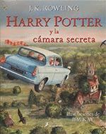 HARRY POTTER Y LA CAMARA SECRETA (HARRY POTTER [EDICION ILUSTRADA] 2)