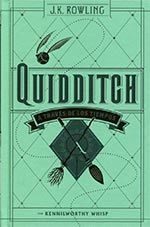 QUIDDITCH A TRAVES DE LOS TIEMPOS (UN LIBRO DE LA BIBLIOTECA DE HOGWARTS)