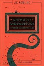 ANIMALES FANTASTICOS Y DONDE ENCONTRARLOS (UN LIBRO DE LA BIBLIOTECA DE HOGWARTS
