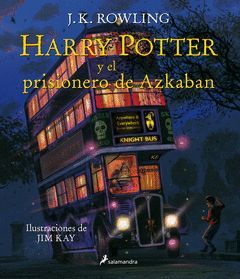 HARRY POTTER Y EL PRISIONERO DE AZKABAN (HARRY POTTER [EDICION ILUSTRADA] 3)