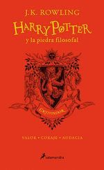 HARRY POTTER Y LA PIEDRA FILOSOFAL (EDICION GRYFFINDOR DEL 20º ANIVERSARIO) (HAR
