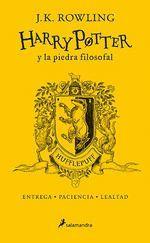 HARRY POTTER Y LA PIEDRA FILOSOFAL (EDICION HUFFLEPUFF DEL 20º ANIVERSARIO) (HAR