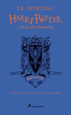 HARRY POTTER Y LA PIEDRA FILOSOFAL (EDICION RAVENCLAW DEL 20º ANIVERSARIO) (HARR