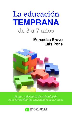 EDUCACION TEMPRANA DE 3 A 7 AÑOS