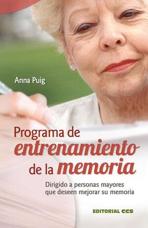 PROGRAMA DE ENTRENAMIENTO DE LA MEMORIA.CCS