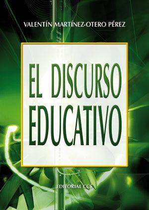 DISCURSO EDUCATIVO, EL.CCS-RUST