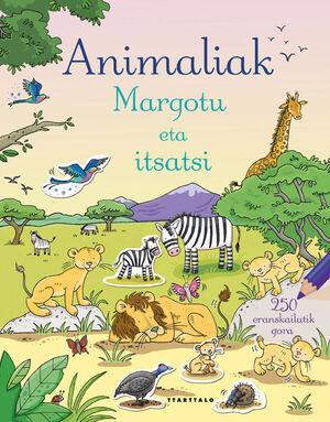 ANIMALIAK - MARGOTU ETA ITSATSI