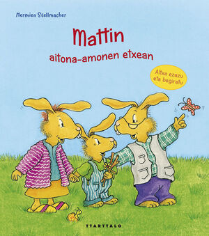 MATTIN AITONA-AMONEN ETXEAN