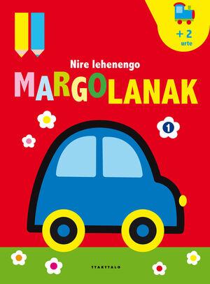 NIRE LEHENENGO MARGOLANAK 1