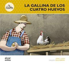 GALLINA DE LOS CUATRO HUEVOS,LA