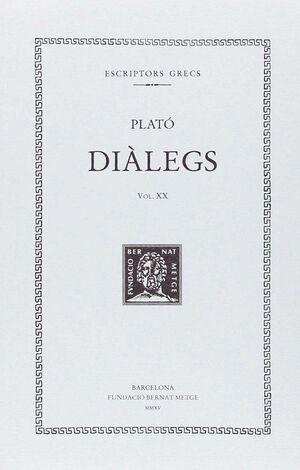 DIÀLEGS VOL.XX
