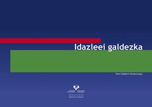 IDAZLEEI GALDEZKA