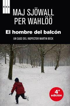 HOMBRE DEL BALCÓN, EL.RBA- NEGRA-18-RUST