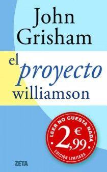PROYECTO WILLIAMSON,EL.ZETA-BOLS(ED. LIMITADA)
