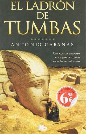 LADRON DE TUMBAS,EL. LIMITADA-6'95-DURA