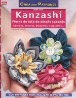KANZASHI FLORES DE TELA DISEÑO JAPONES